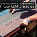Transform Your Home's Appearance with Our GAF Shingles