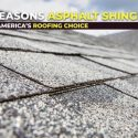 8 Reasons Asphalt Shingles Are America's Roofing Choice