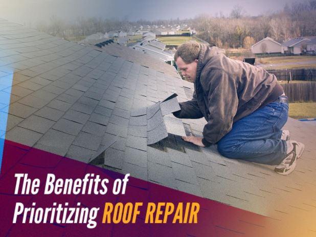 The Benefits of Prioritizing Roof Repair